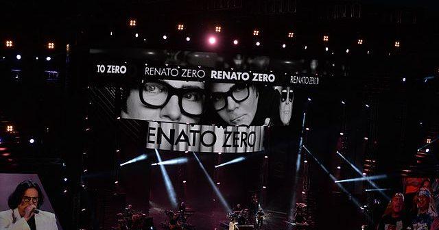 Canzoni di Renato zero: foto