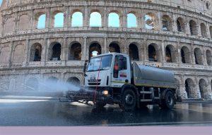 Sanificazione appartamenti Roma